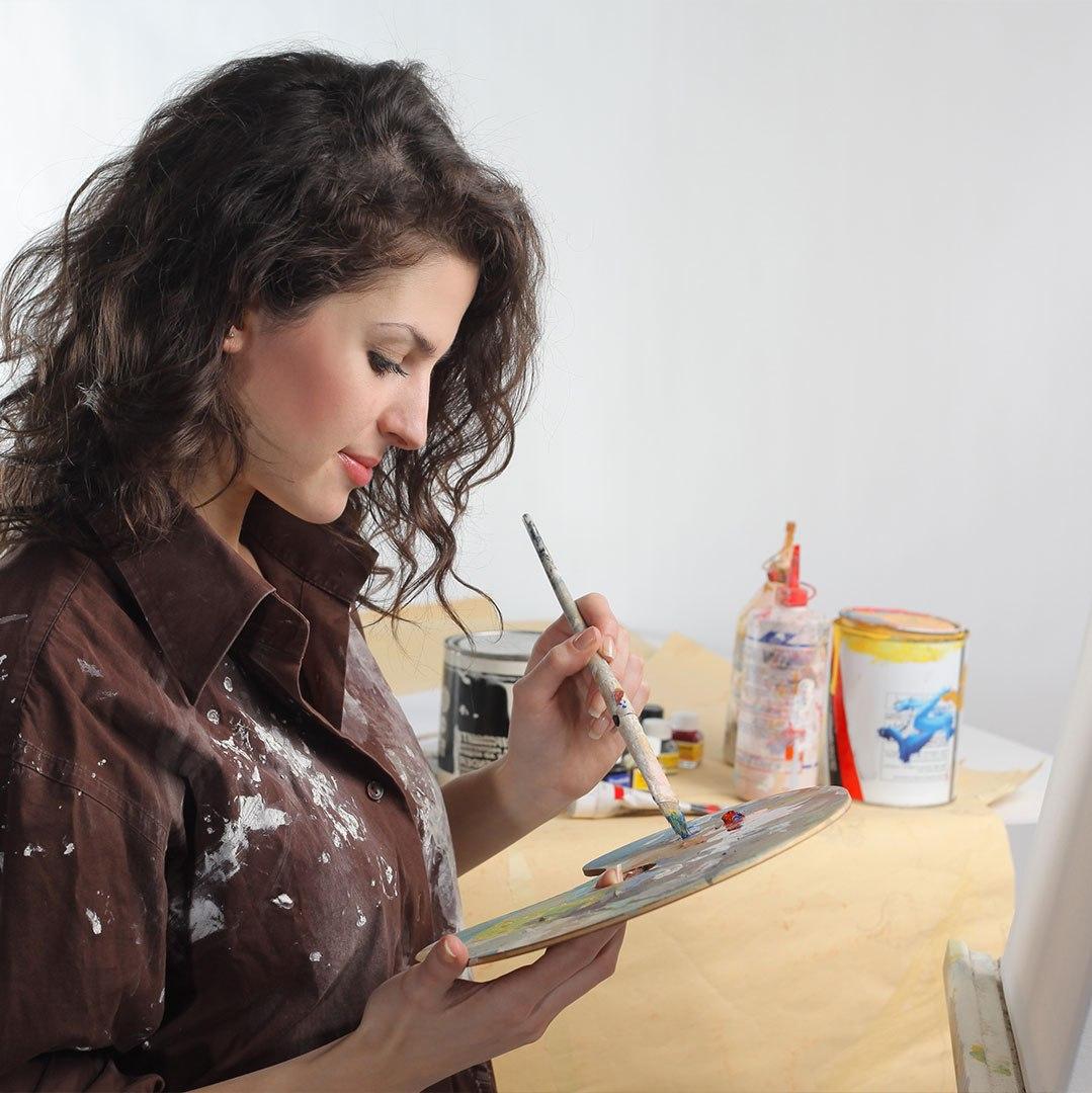 Мастер-классы-рисования