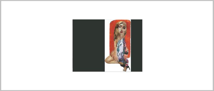"Olga Volna ""Collages"" One-Off 4"