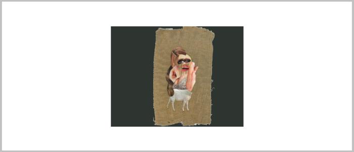"Olga Volna ""Collages"" One-Off 16"