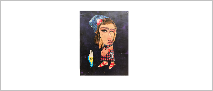 Olga Volna «Collages» One-Off 32