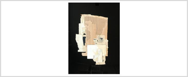 Olga Volna, «Collages» Сosmos 1